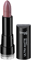 Preview: Die neue dm-Marke trend IT UP - Ultra Matte Lipstick 010 - www.annitschkasblog.de