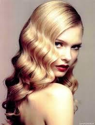 Echa un vistazo a las siguientes imágenes de Elegantes Peinados con ondas  Retro , Tendencias 2013.
