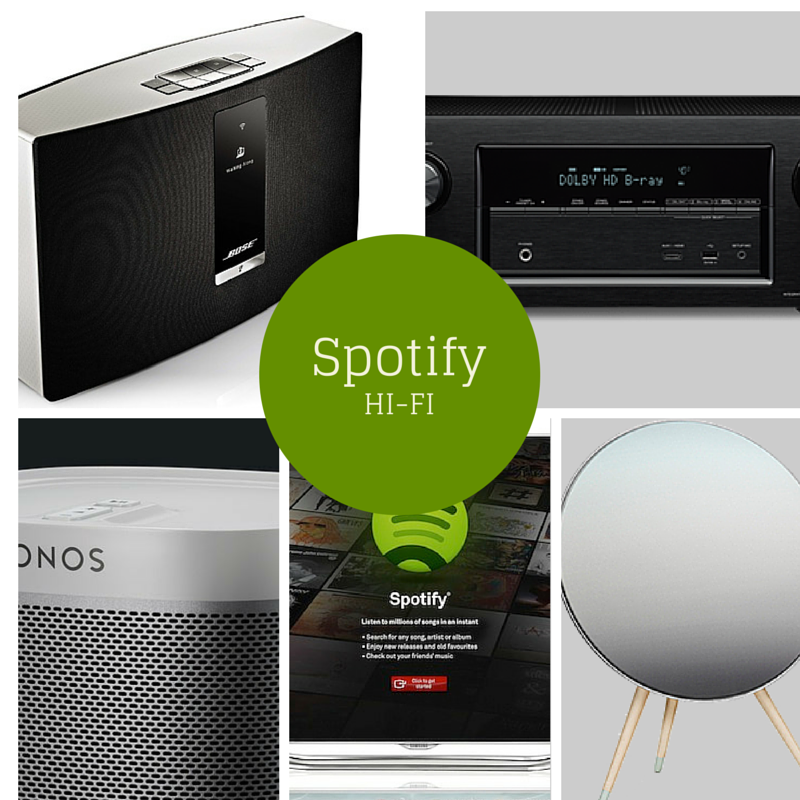 how to get spotify hifi