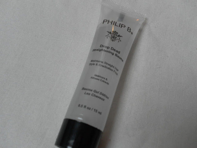 A picture of Philip B Drop Dead Straightening Balm