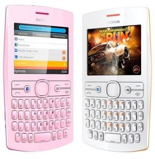 Nokia Asha 205 - Harga Dan Spesifikasi Nokia+Asha+205+Pink