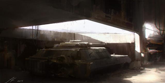 stefano farci speed paint bunker