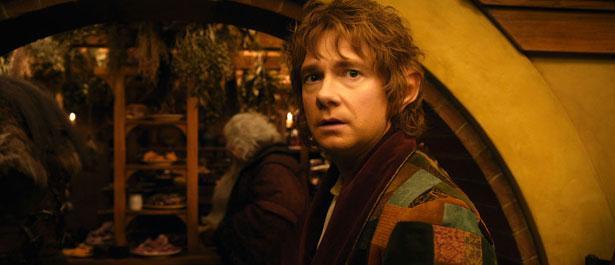 O Hobbit - Bilbo Bolseiro