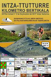 Intza-Ttutturre KB: 3,8 km / 963mD+