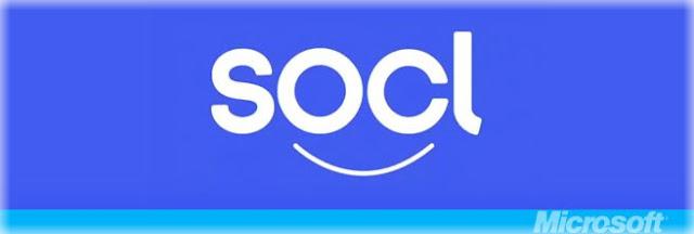 SOCL la nueva red social de Microsoft - Solo Nuevas