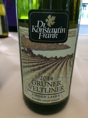 Dr. Konstantin Frank 2014 Gruner Veltliner Finger Lakes