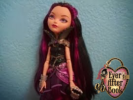 ¡Raven, mi primera muñeca!