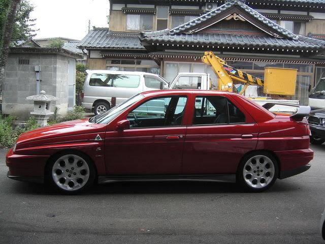 Alfa romeo 155 v6 ti for sale 16
