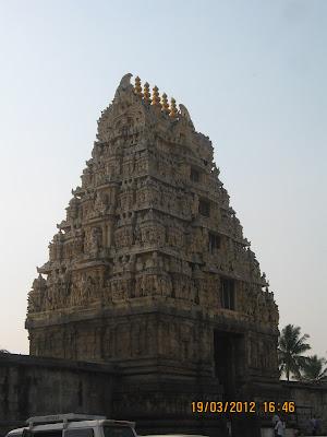 Chennakeshava Temple Belur