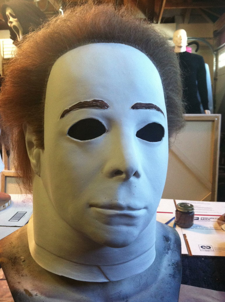 The Many Faces of Michael Myers: October 2015