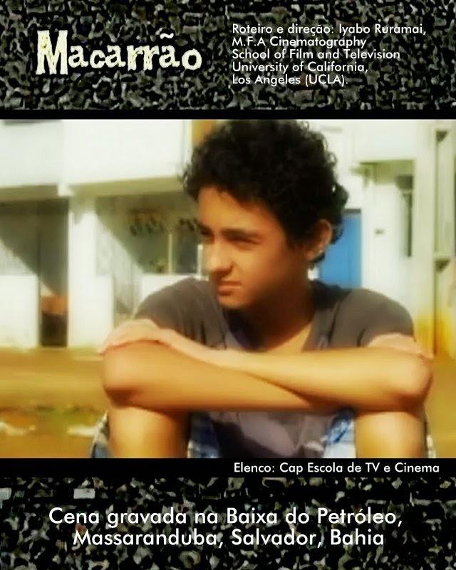 Macarrão, filme de Iyabo Ruramai., Los Angeles