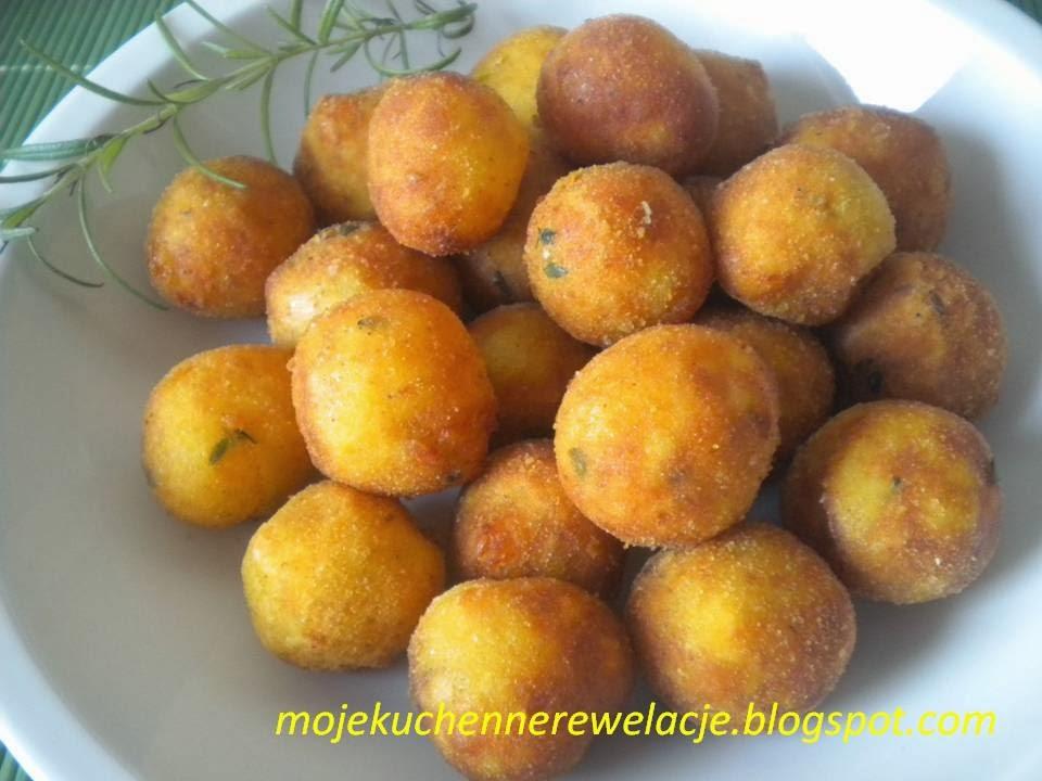 ziołowe kuleczki z ziemniaków