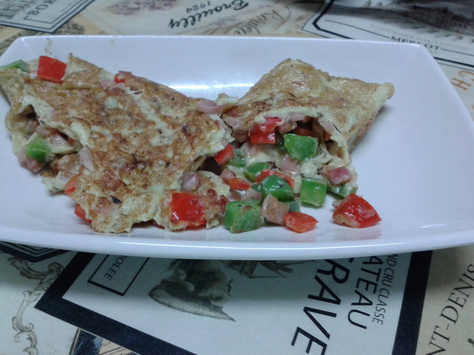¡Haz-química-comestible-conmigo!-blog-recetas-fáciles-caseras-para-principiantes-recetas-básicas-y-ricas-como-hacer-una-tortilla-francesa-con-queso-york-y-pimiento-paso-paso