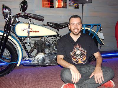 Harley Davidson 1926.