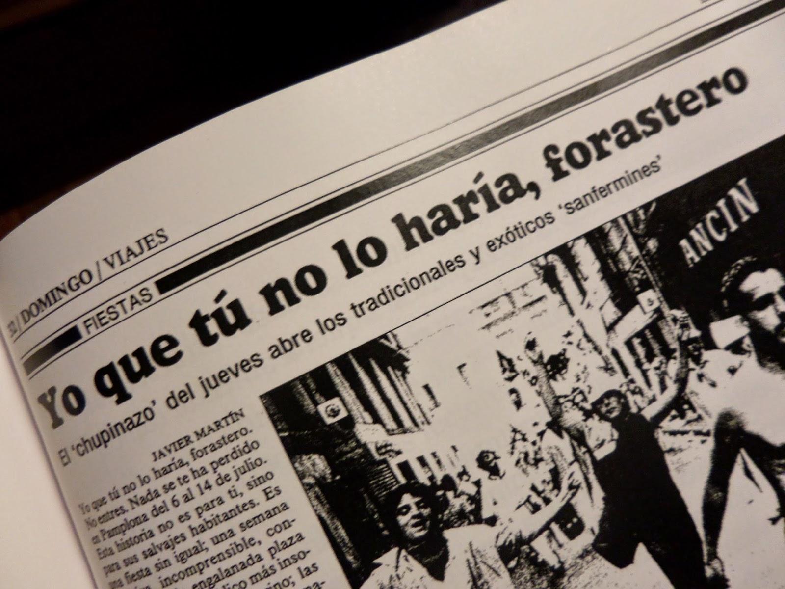 En qué estaría yo pensando, libro de El País, errores periodísticos