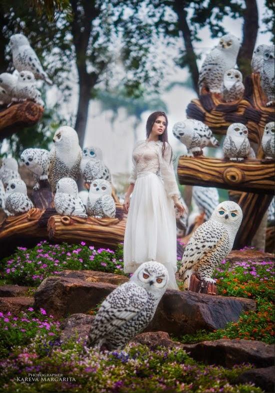 Margarita Kareva fotografia fashion surreal fantasia modelos contos de fada sonho