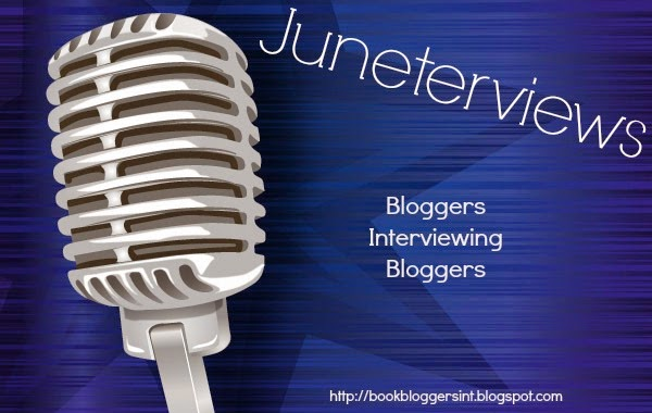 book blogger juneterviews