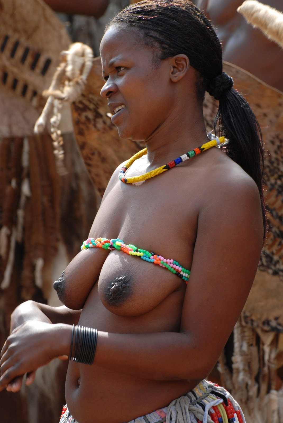Zulu Women Naked 6