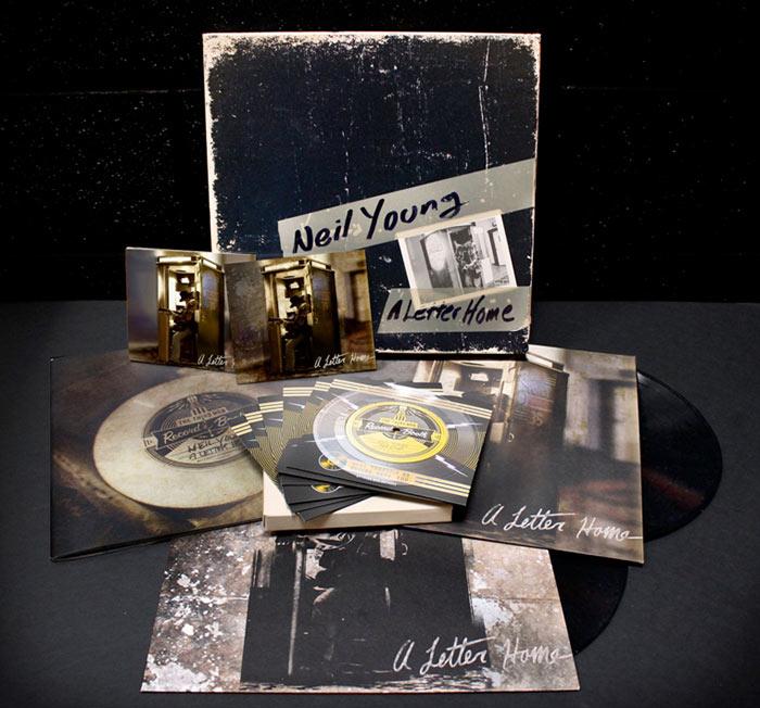 A Letter Home Vinyl Boxsets