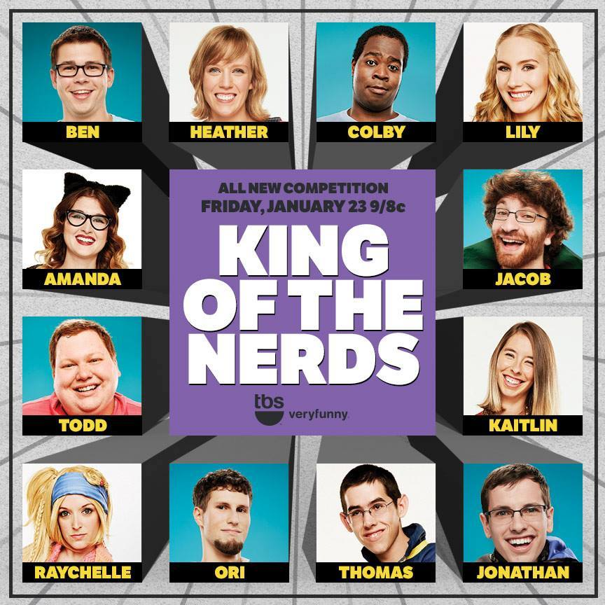 King of the Nerds Season 3 premiere recap