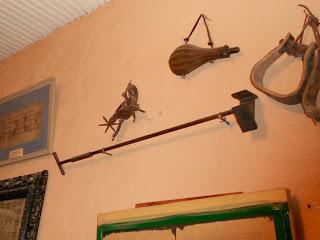 frontier exhibits at bent museum