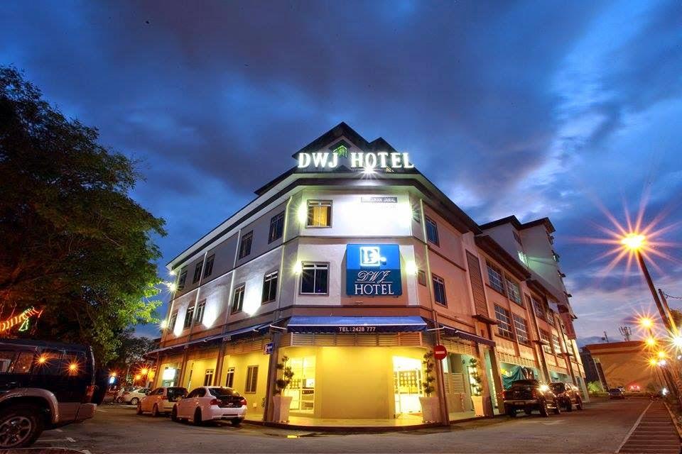 DWJ Hotel Pilihan Kalbu