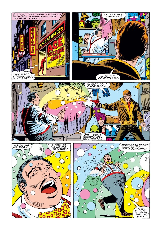 Captain America (1968) Issue #307 #235 - English 6