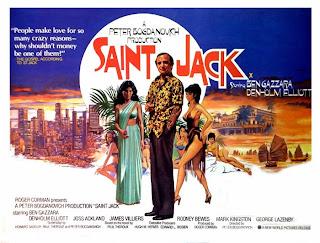 Saint Jack, el rey de Singapur (1979)