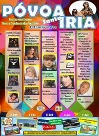 Póvoa Stª Iria- Festas em Hª de Nª Srª da Piedade 2014- 3 a 7 Setembro