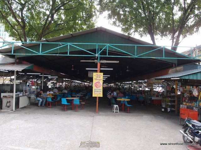 how to get to petaling street from port klang