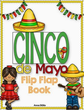 http://www.teacherspayteachers.com/Product/Cinco-de-Mayo-Flip-Flap-Book-1179623
