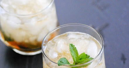 The Best Mint Julep You Will Ever Taste.