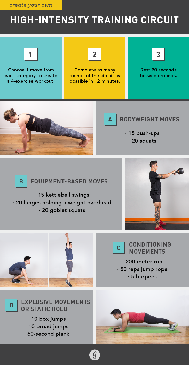 Easy Exercise at Home without Equipment