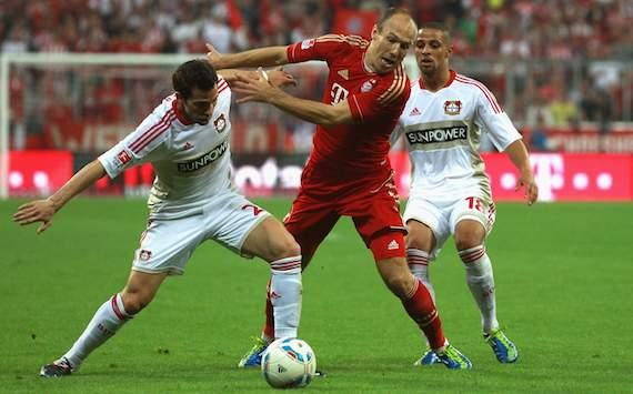Prediksi Skor Bayern München vs Bayer Leverkusen, 28 Okt 2012