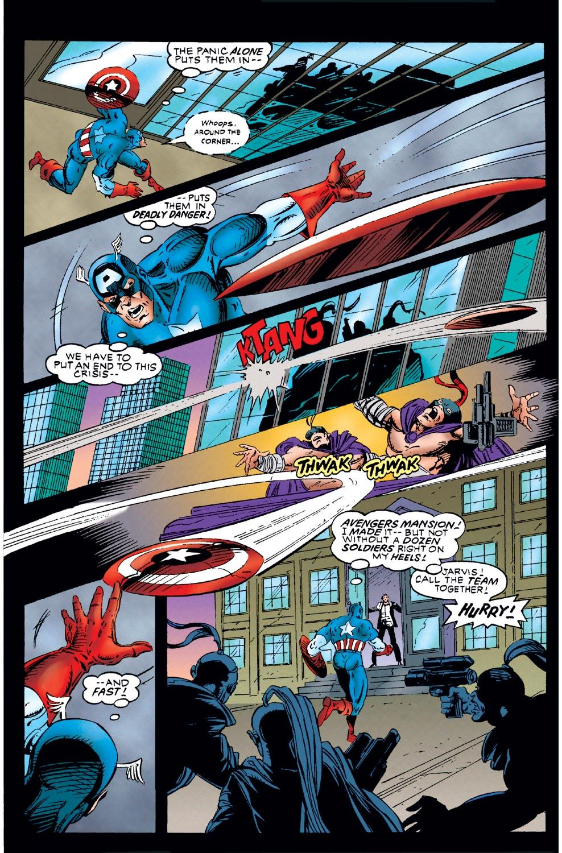 Captain America (1968) Issue #449 #403 - English 16