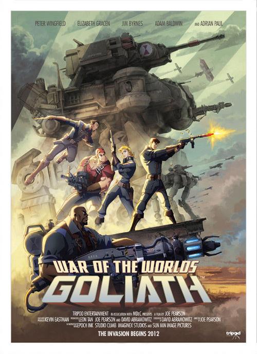 30 octobre 1938, les Martiens débarquent près de New York  War_of_the_worlds_goliath_index_poster