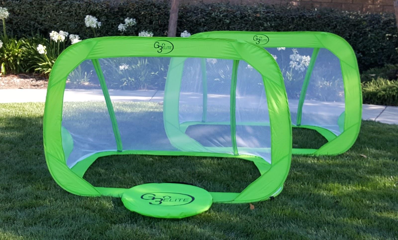 24x8 8x24 regulation size portable steel soccer goal g3elite