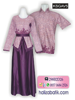 085706842526 INDOSAT, Busana Muslim, Gambar Batik Modern, Model Baju Batik Modern 2015, KSGAV5