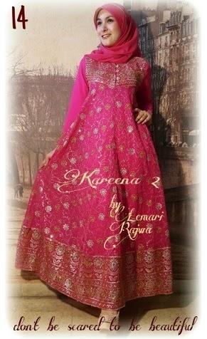 Gambar Baju Gamis India Murah