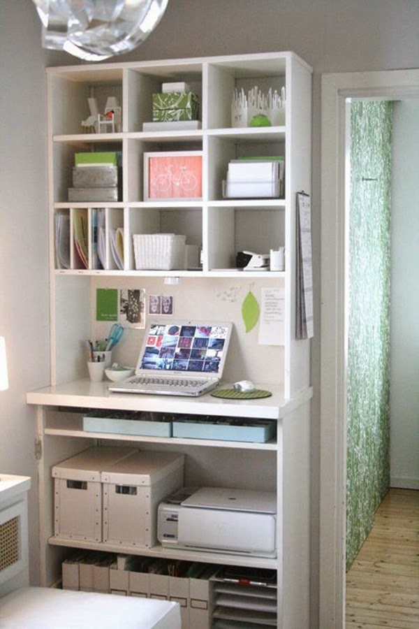 Home Office Interior Designer Small Space