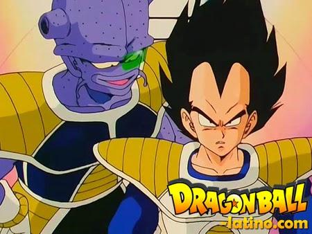 Dragon Ball Z capitulo 44