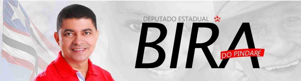 Deputado estadual Bira do Pindaré