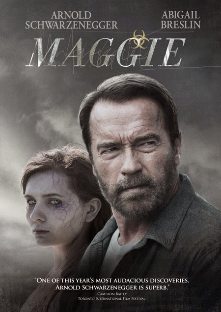 Maggie: A Transformação – Legendado