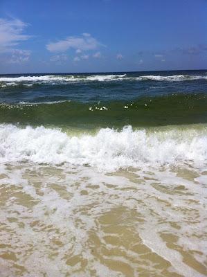 Summer 2012 on Perdido Key Beach, FL