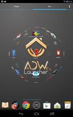 ADWLauncher EX apk
