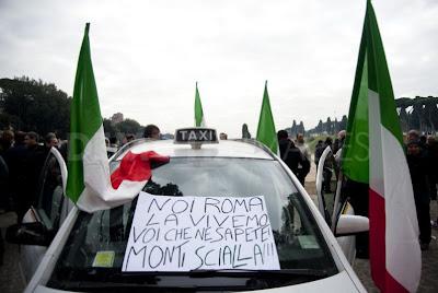 Такси в Италии стоимость