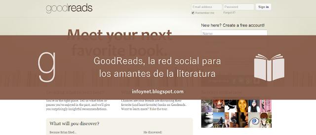 GoodReads, la red social para los amantes de la literatura