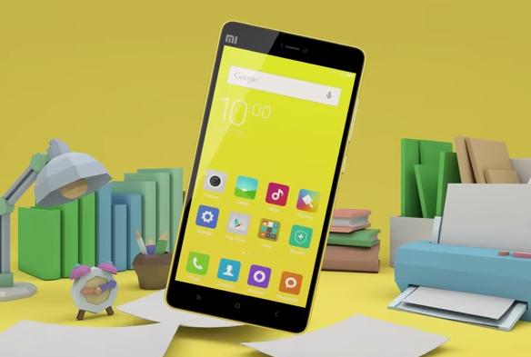 رسميا و بالفيديو شاومي تطلق هاتفها الجديد Xiaomi Mi4i