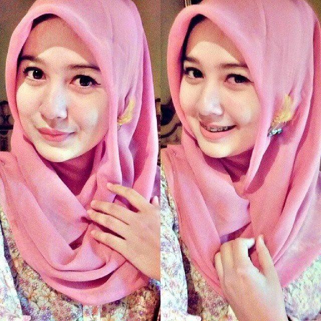 Foto Wanita Cantik Berhijab | liataja.com