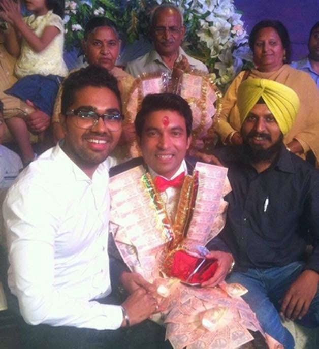 Tv Actor Chandan Prabhakar Married on married on 25 April in AmritsarPhotos